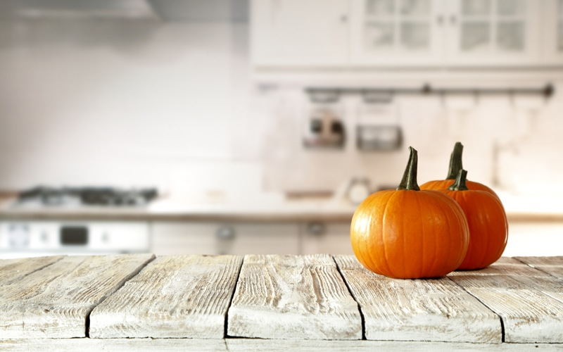 Adding a fall feeling to your lake county home for American family homes inc
