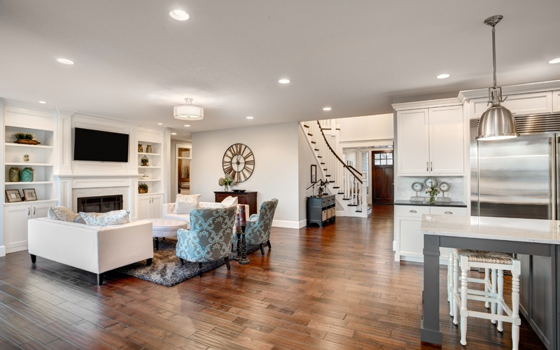 Central florida home design crafting a great room you love for American family homes inc