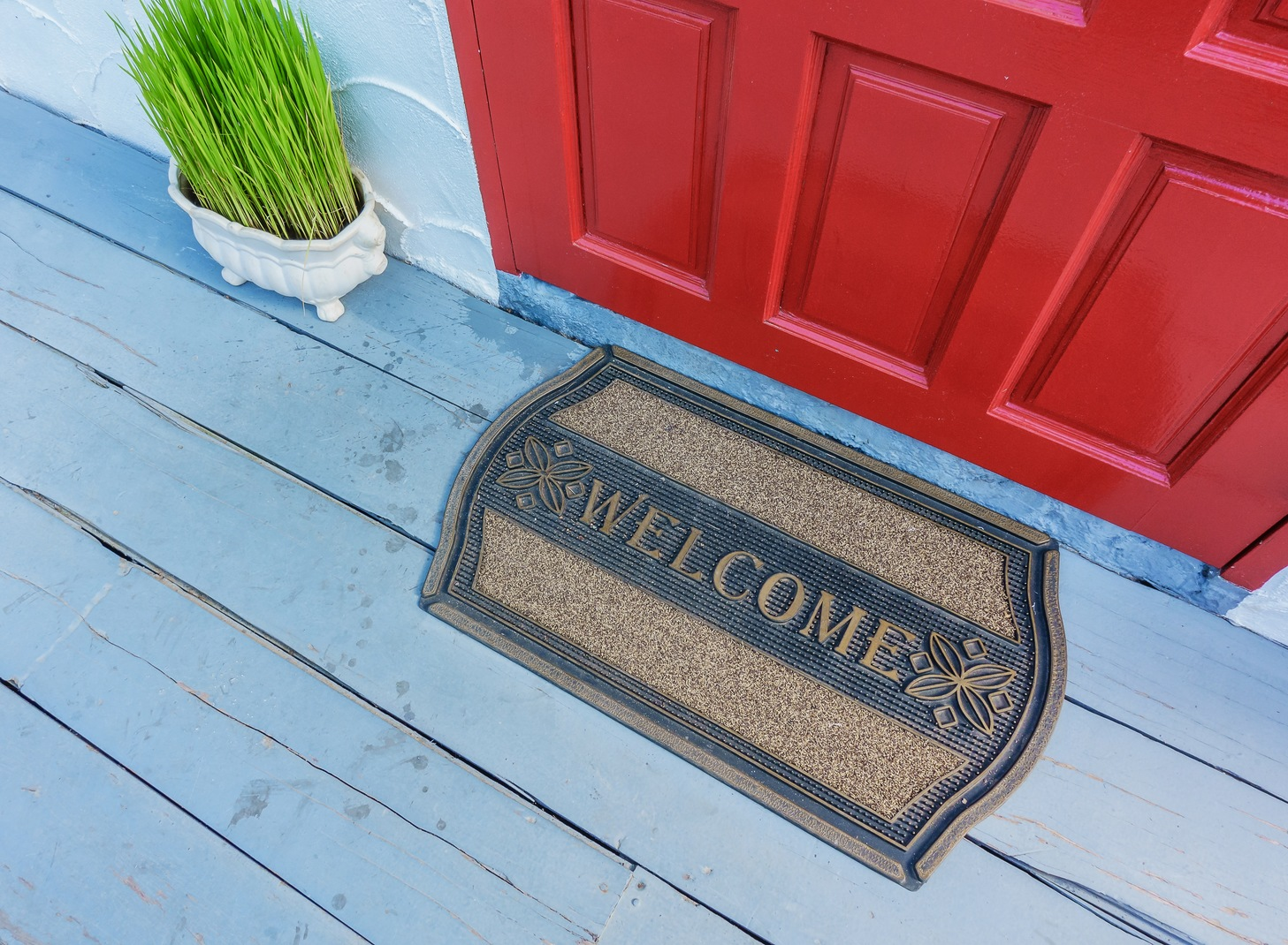 10 steps to a more welcoming home for American family homes inc