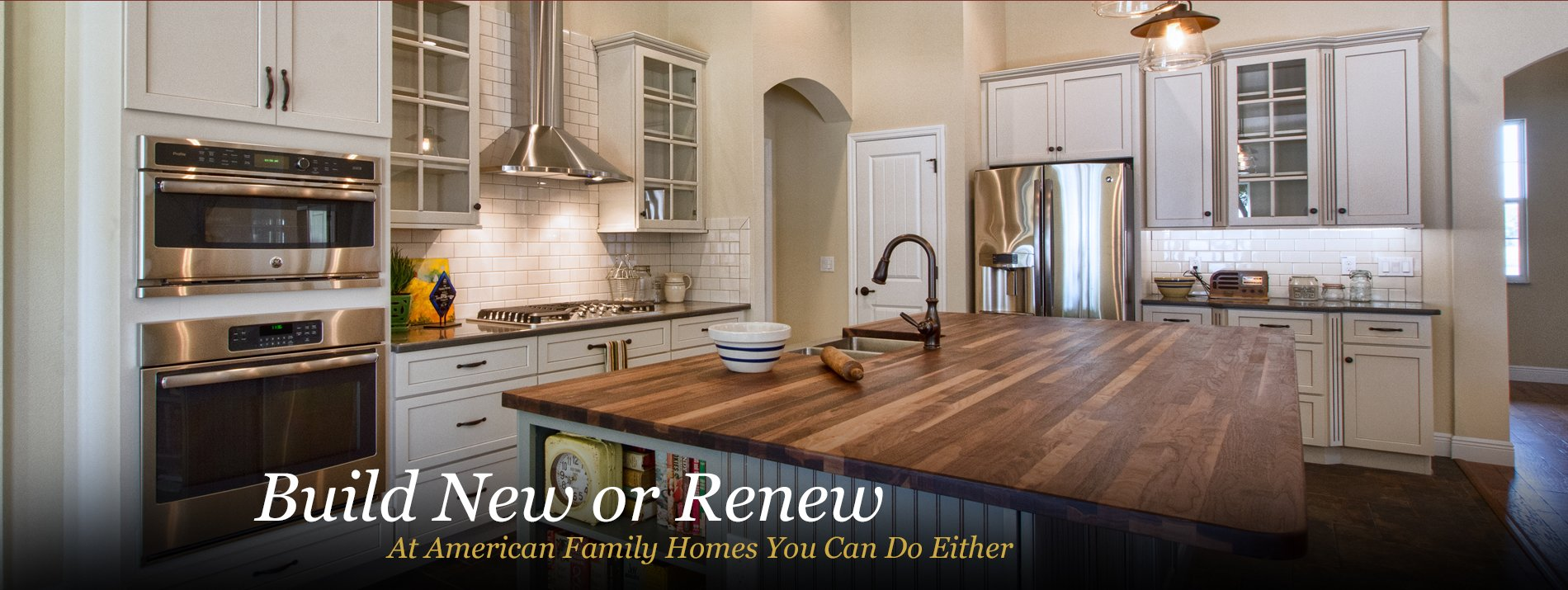 Central florida home builders american family homes