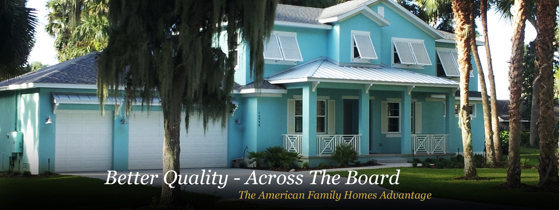 Central florida home builders