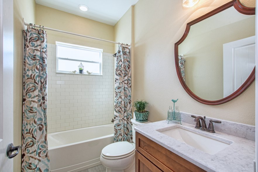 Bathrooms for American family homes inc
